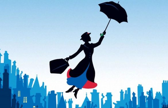 Prepare For Poppins: Production Underway